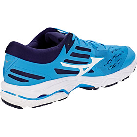 Mizuno Wave Stream 2 Schoenen Heren, blauw/wit